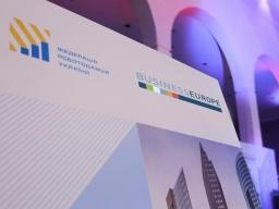 Вітання на адресу ФРУ у відео-зверненні генерального директора BUSINESSEUROPE Маркуса Бейрера